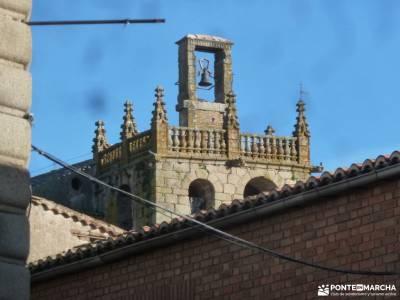 Ciudad de Vascos-Dolmen de Azután;tours a madrid material montaña rutas a caballo tienda montaña
